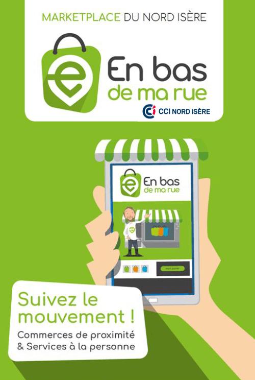commerce de proximité - Click & Collect Nord Isère